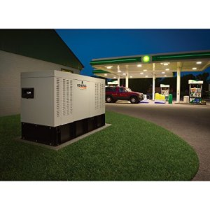 – Generac Protector Series Diesel Standby Generator – 15 kW, 120/208 Volts, Single Phase, Model# RD01523GDSE