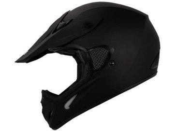 TMS Motocross Dirt Bike Helmet
