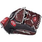 Rawlings R9 Baseball Glove, Black, 12'