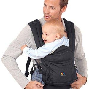 Molto Ergonomic Comfort Baby Carrier 2 in 1 13