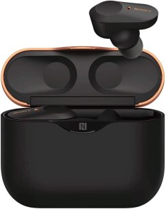 Sony WF1000X best wireless earbuds