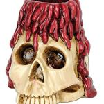 Pack-of-6-Halloween-Spooky-Skull-with-Candle-Drippings-Tea-Light-Holder-Party-Decorations-6-oz
