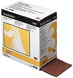 """Scotch-Brite(TM) Clear Blend Prep Scuff 07745, Aluminum Oxide, 15' Length x 4-3/4"""" Width, Gold  (Pack of 1)"""