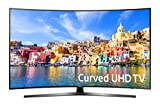 Samsung UN43KU7500 Curved 43-Inch 4K Ultra HD Smart LED TV (2016 Model)