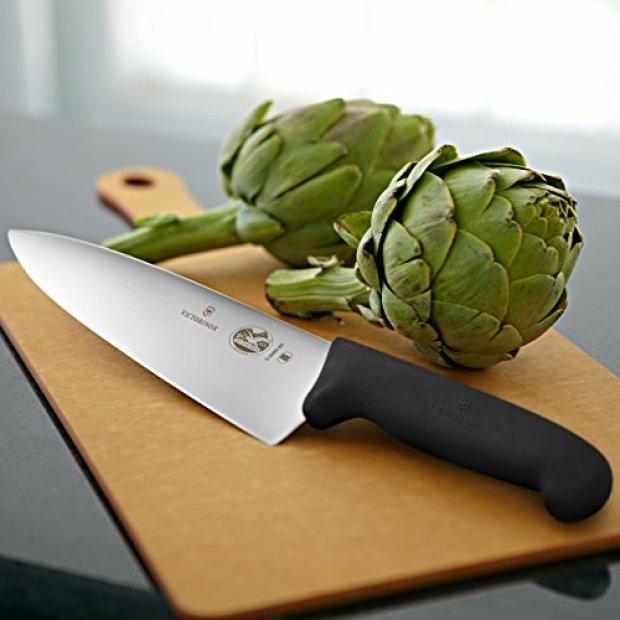 Victorinox Fibrox Pro Chef's Knife, 8-Inch Chef's