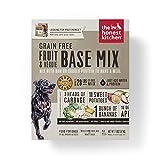 The Honest Kitchen Grain Free Fruit & Veggie Base Mix Recipe for Dogs, 7lb box