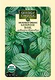 Seeds of Change Certified Organic Genovese Basil