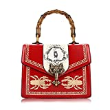 Beatfull Designer Handbag for Women Top Handle Handbag Bee Shoulder Bag with Fox
