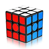 Eyeopener Speed Cube 3x3x3 with New Anti-pop Structure Smooth Magic Cube(Sticker)