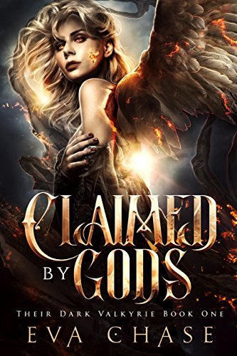 Claimed By The Gods by Eva Chase