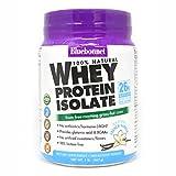 Bluebonnet Nutrition Whey Protein Isolate Powder, Vanilla Flavor, 1 Pound