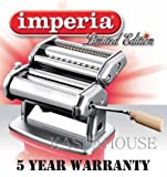 Imperia Ipasta Deluxe Limited Edition Pasta Machine