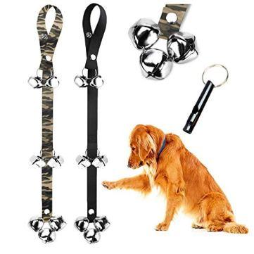 2-Pack-Dog-Doorbells-Premium-Quality-Training-Potty-Great-Dog-Bells-Adjustable-Door-Bell-Dog-Bells-for-Potty-Training-Your-Puppy-the-Easy-Way-Premium-Quality-7-Extra-Large-Loud-14-DoorBells