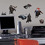 RoomMates RMK3188SCS Batman V Superman Wall Decals