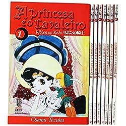 A Princesa e o Cavaleiro - Volume 1 ao 8