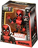 Jada Toys Metals Figura de Acción Deadpool, 4""