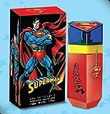 SUPERMAN 1.7 oz EAU DE TOILETTE SPRAY WARNER BROS
