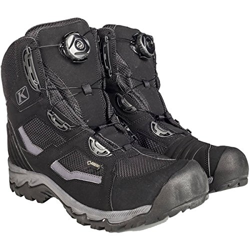 Klim Outlander GTX Men's Street Motorcycle Boots - Black / 9