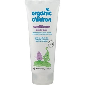 The Green People Organic Children Lavender Burst Conditioner