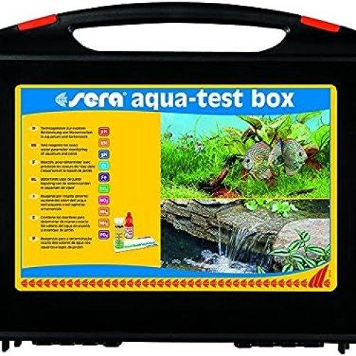 Sera Aqua-Test Box (+ Cl) Aquarium Test Kits