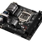 ASRock B365M-ITX/ac LGA1151/ Intel B365/ DDR4/ SATA3&USB3.1/ M.2/ WiFi/A&GbE/Mini-Itx Motherboard