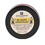 Duke Cannon Bloody Knuckles Hand Repair Balm, 5 Ounce