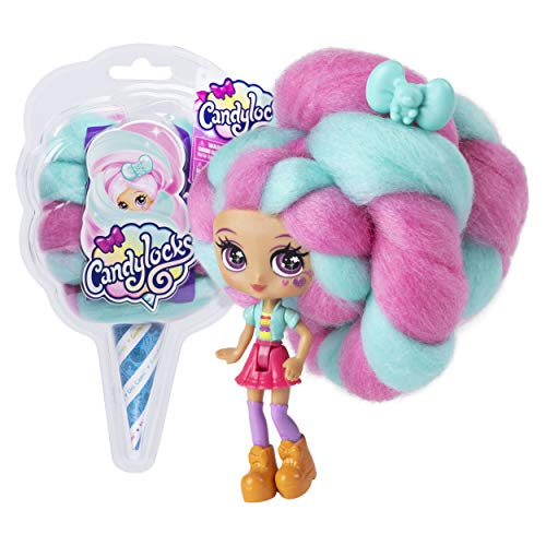 Candylocks 3-Inch Scented Collectible Surprise Doll