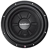 Rockford Fosgate R2SD2-10 Prime 2-Ohm DVC Shallow 10' Subwoofer 200 Watts RMS / 400 Watts Max