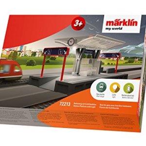 Märklin my world 72213 Station Platform with Light 51qa16f3luL