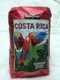 Kirkland Signature Costa Rica Whole Bean Coffee 2 lb.