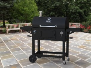 Dyna-Glo-DGN576DNC-D-Premium-Charcoal-Grill-Extra-Large-Black