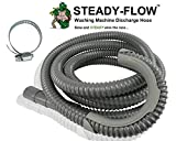STEADY-FLOW Washing Machine Discharge Hose - 12ft