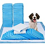 Pee Pads- 100 Count - 23' x 24' Dog Pads for Puppy Training Pads by Petphabet