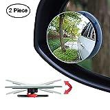 Ampper Blind Spot Mirror, 2'...