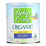 Baby's Only Organic Dairy Formula, 12.7 Ounce (Pack of 6)