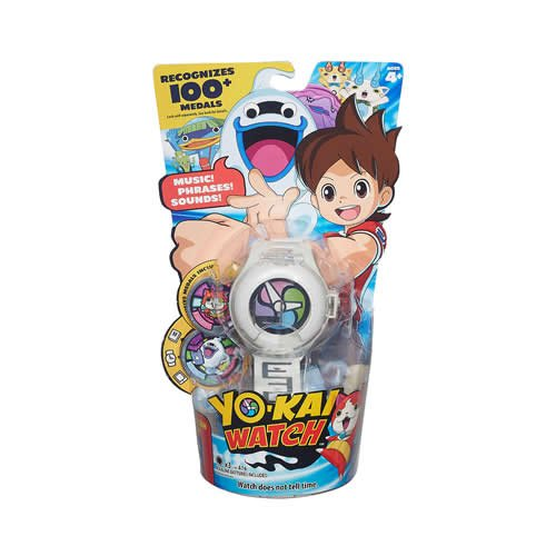 Yokai watch plays sounds