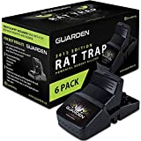 Guarden Best Rat Traps That Work - Effective No Poison Rodent Killer Mouse Trap Pest Control for Gophers, Voles, Mice, and Rats …
