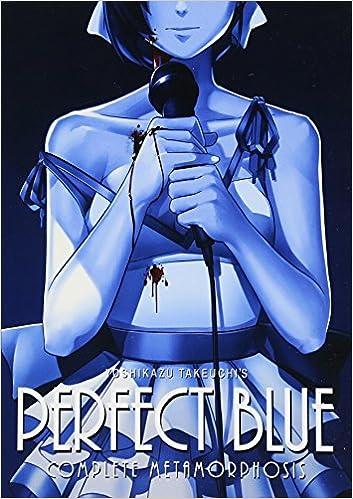 Resultado de imagem para perfect blue complete metamorphosis cover