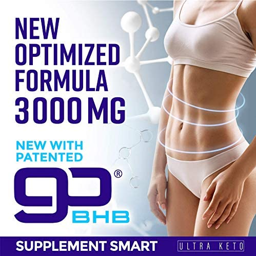 Best Keto Diet Pills - Utilize Fat for Energy with Ketosis - Boost Energy & Focus, Manage Cravings, Support Metabolism - Keto BHB Supplement for Women and Men - 30 Day Supply 4