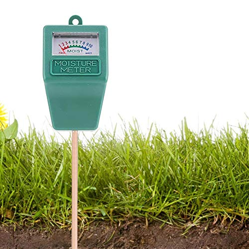 Censinda Soil Moisture Meter,Garden Moisture Sensor Hygrometer Soil Water Monitor for Farm/Lawn/Indoor/Outdoor Plants