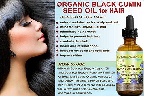 Black Seed Oil For Hair Loss – Anexa Beauty