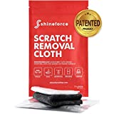ShineForce - Car Scratch Remover Kit for Paint Repair & Scuff Remover, Car Scratch Removal Cloth with Magic Nano Technology to Fix and Eliminate Minor Car Scratches and Light Paint Scratches