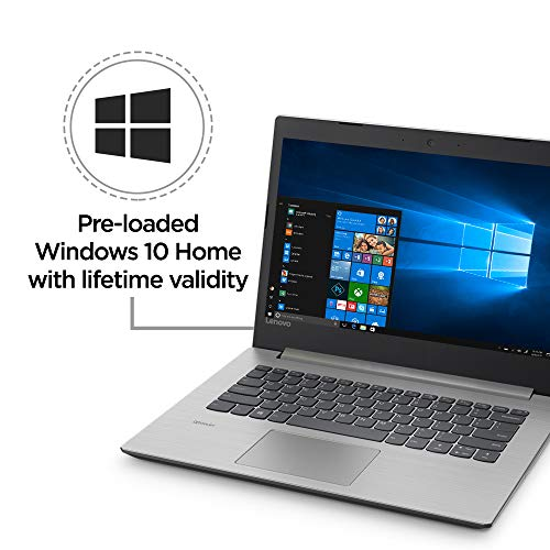 Lenovo Ideapad 330 7th Gen AMD A9-9425 15.6 inch HD Laptop (4GB RAM/ 1 TB HDD / Windows 10 / Platinum Grey / 2.2 Kg), 81D6003RIN 4