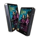 HiBy R3 Portable HiFi Music Player Bluetooth MP3 Player High Resolution Audio Player (Black)