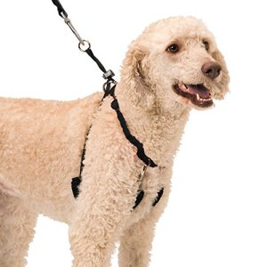 Dog Halter – Non-Pull No-Choke Humane Pet Training Halter Harness, Easy Step-in Vest Collar Halter for Control, Detachable Restraints & Sherpa Sleeves, Patented Dog Pull Control Technology by Sporn