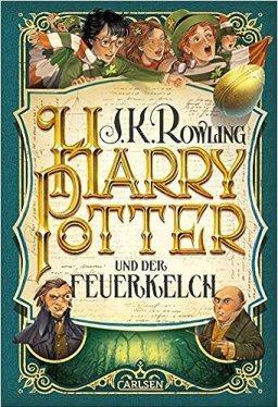 In Retrospect | Lesemonat Januar 2020 - Harry Potter und der Feuerkelch
