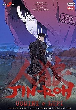Jin-Roh - Uomini E Lupi (2 Dvd): Amazon.it: Mamoru Oshii, Hiroyuki ...