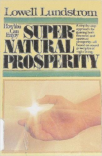 Download How to Enjoy Supernatural Prosperity