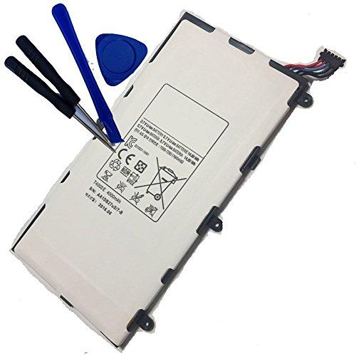 Powerforlaptop Tablet TC Battery + Flex Cable For Samsung Galaxy Tab 3 7.0 SM- T210R T210 T211 T217 T4000E kids T2105 P3200 Lt02 1588-7285