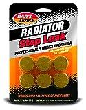 Bar's Leaks Pack of 1 HDC Radiator Stop Leak Tablet-60 Grams